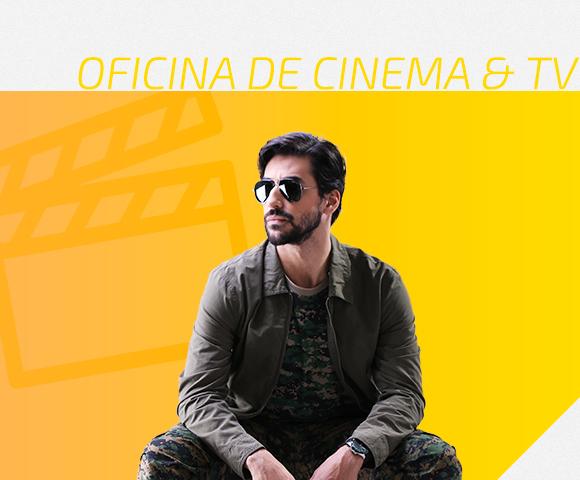 Curso Oficina de Cinema e Tv
